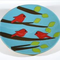 bluebirdplate