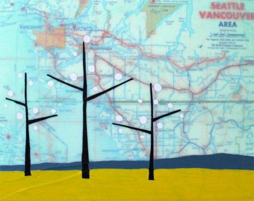 Vancouver 7 x 8